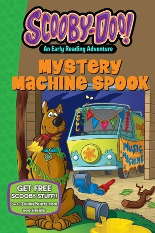 Scooby-Doo: Mystery Machine Spook  by  Michelle H. Nagler
