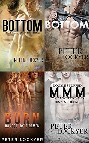 4 Stories About Hard Tops And First Time Bottoms  by  Peter Lockyer