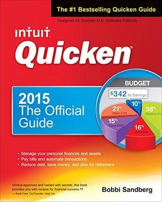 Quicken 2015 The Official Guide  by  Bobbi Sandberg