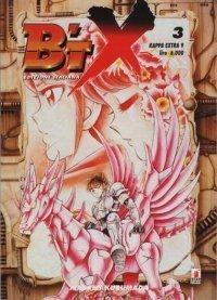 Bt X n. 3 Masami Kurumada