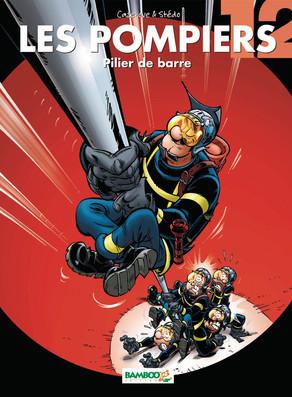 Pilier de barre (Les Pompiers, #12) Christophe Cazenove