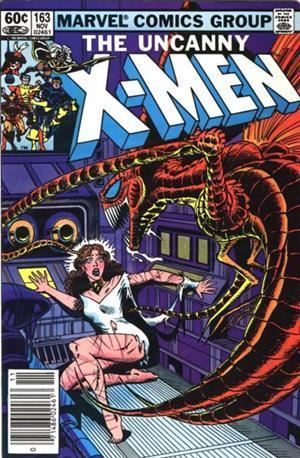 Uncanny X-Men #163  by  Chris Claremont