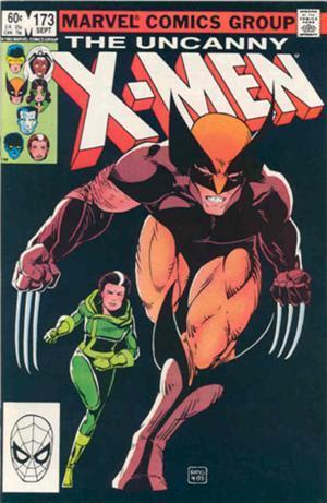 Uncanny X-Men #173  by  Chris Claremont