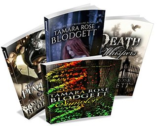 Blood, Death and Savagery: A Vampire, Necromancy & Alpha Warriors Dark Fantasy: Three Book Box Set  by  Tamara Rose Blodgett