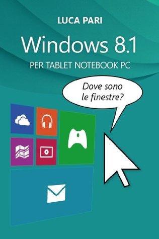 Windows 8.1 Dove sono le finestre? Luca Pari