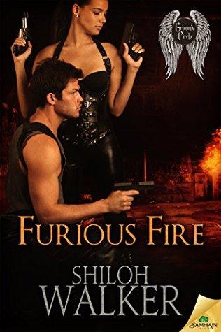 Furious Fire (Grimms Circle Book 8) Shiloh Walker