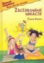 Zaczarowane wakacje (Żadnych chłopaków. Wstęp tylko dla czarownic, #9)  by  Thomas Brezina