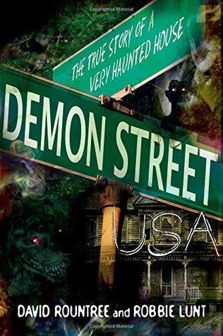 Demon Street, USA David Rountree
