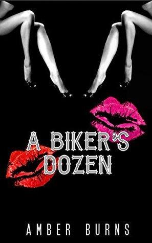 A Bikers Dozen: (Biker Gang Menage Interracial) (The Bikers Acquisition Book 2) Amber Burns