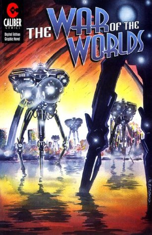 War of the Worlds (Graphic Novel) Randy Zimmerman