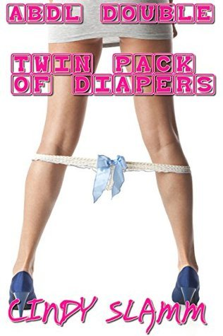 ABDL Double - A Twin Pack Of Diapers Cindy Slamm