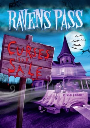 Curses For Sale Steve Brezenoff