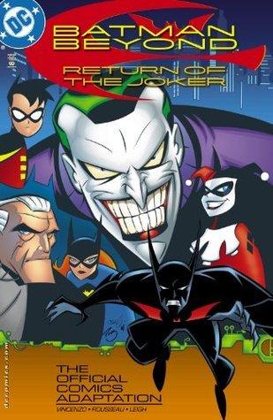 Batman Beyond: Return of the Joker #1 Darren Vincenzo