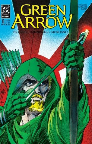 Green Arrow (1988-1998) #10  by  Mike Grell