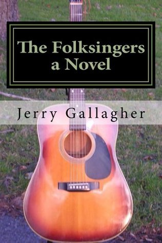 The Folksingers  by  Jerry Gallagher