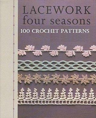 Lace work 100 Crochet Patterns  by  Eva David