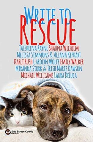 Write To Rescue Sabrina James Riley