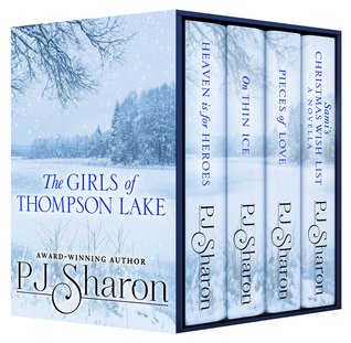 The Girls of Thompson Lake  by  P.J. Sharon