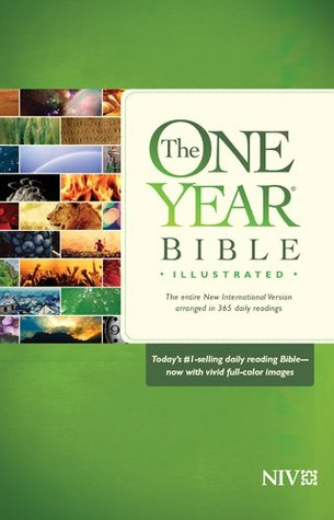The One Year Bible Illustrated NIV  by  Tyndale