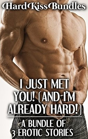 I JUST MET YOU! (AND IM ALREADY HARD!): A Bundle of 3 Erotic Stories (MM Gay Stranger Erotic Romance)  by  Hard Kiss Bundles