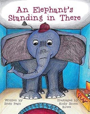 An Elephants Standing in There Scott Pratt
