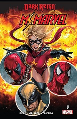 Ms. Marvel Vol. 7: Dark Reign Brian Reed