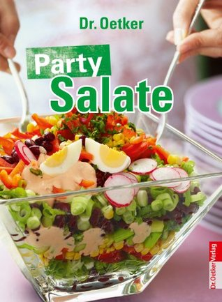 Party Salate  by  Dr. Oetker