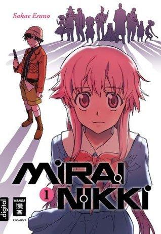 Mirai Nikki 01  by  Sakae Esuno