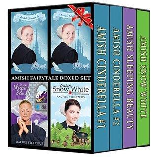 Amish Fairy Tales 4-Book Boxed Set Bundle (Amish Fairy Tales (A Lancaster County Christmas) series 5) Rachel Stoltzfus