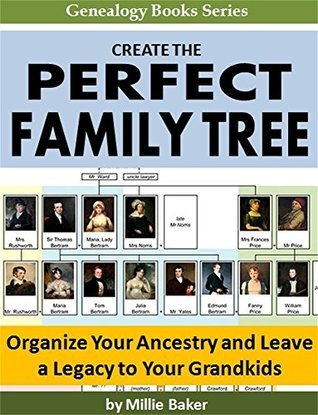Create the Perfect Family Tree: Organize Your Ancestry and Leave a Legacy to Your Grandkids (Genealogy Books)  by  Millie Baker