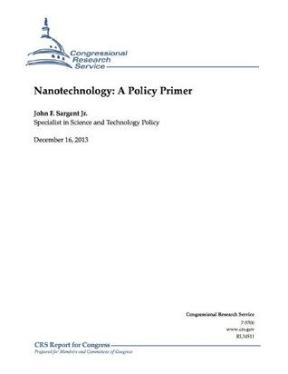 The Presidents Office of Science and Technology Policy (Ostp): Issues for Congress John F. Sargent Jr.