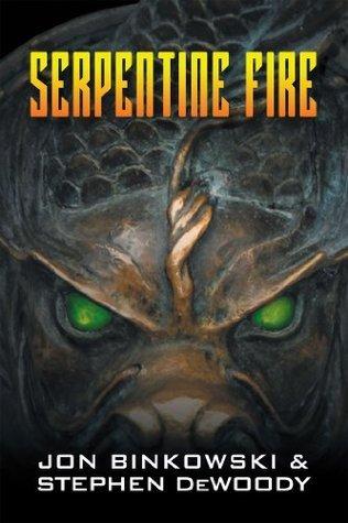 Serpentine Fire Jon Binkowski