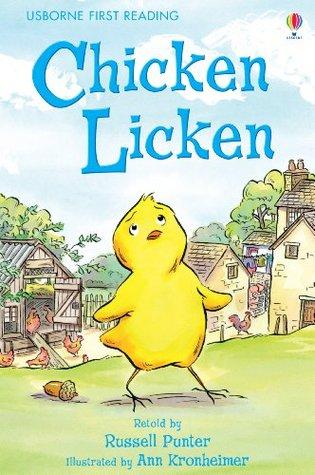 Chicken Licken: Usborne First Reading  by  Russell Punter