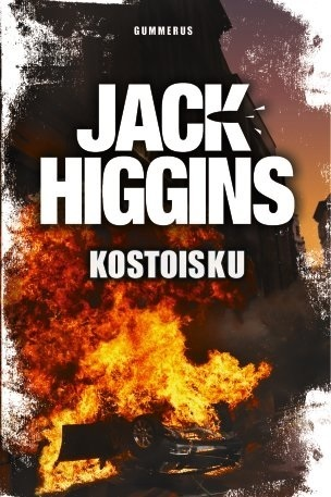 Kostoisku (Sean Dillon, #17)  by  Jack Higgins