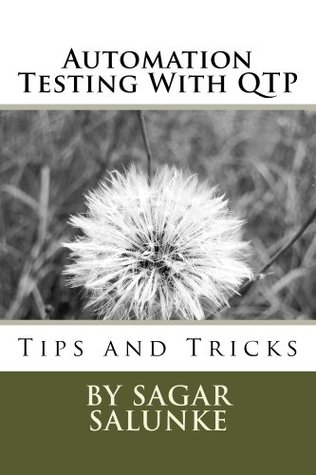 Automation Testing With QTP Sagar Salunke