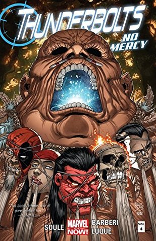 Thunderbolts Vol. 4: No Mercy  by  Charles Soule