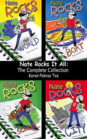 Nate Rocks It All: The Complete Collection  by  Karen Pokras Toz