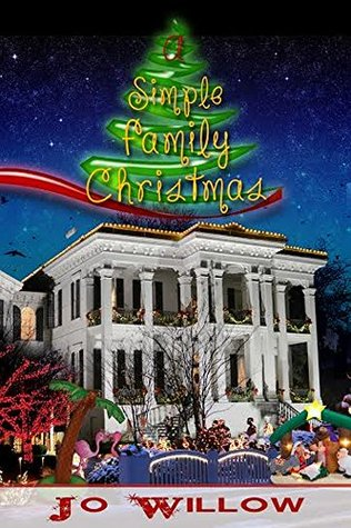 A Simple Family Christmas (The Tanners, #7)  by  Jo Willow