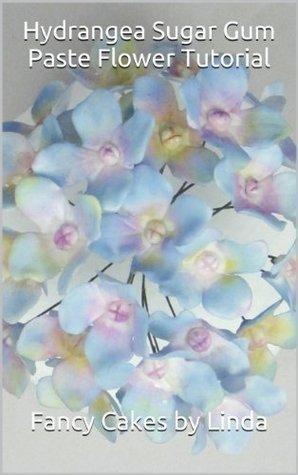 Hydrangea Sugar Gum Paste Flower Tutorial Ceri Badham