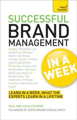 Successful Brand Management In A Week: Teach Yourself Julia Hitchens