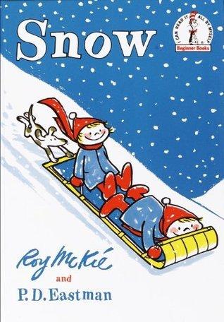 Snow (Beginner Books(R))  by  Roy McKie
