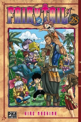 Fairy Tail T28  by  Hiro Mashima