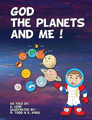 God The Planets and Me Audrea Cook