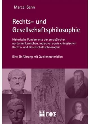 Rechts- und Gesellschaftsphilosophie  by  Marcel Senn