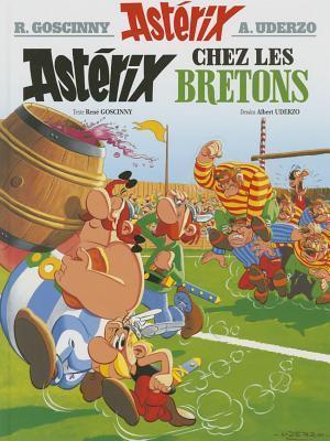 Astérix chez les Bretons (Astérix le Gaulois, #8)  by  René Goscinny