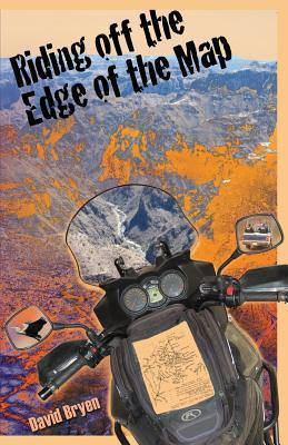 Riding Off the Edge of the Map  by  David Bryen