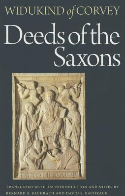 Deeds of the Saxons  by  Widukind of Corvey