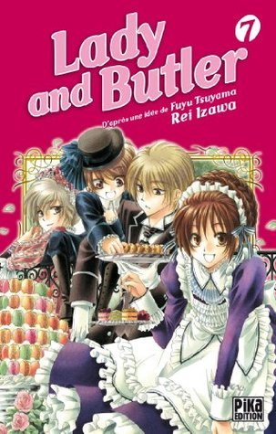 Lady and Butler T07 Rei Izawa