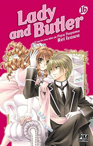Lady and Butler T16  by  Rei Izawa