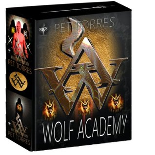 Wolf Academy Saga : Introduction and The oath.  by  Pet Torres